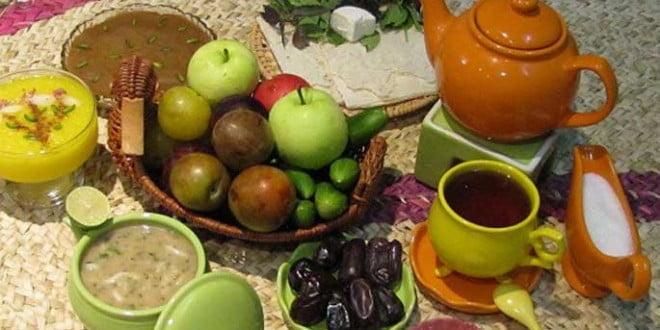 توصیه های سلامتی در ماه مبارک رمضان