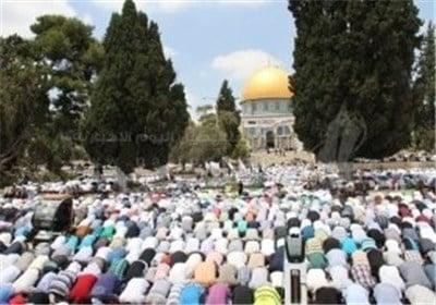 ماه رمضان در مسجدالاقصی