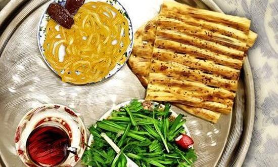 کمپین افطاری ساده