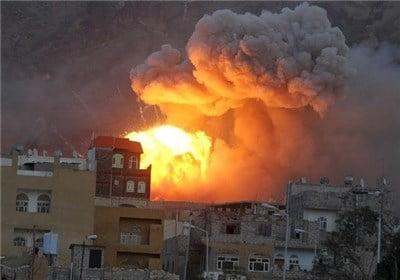 بمب خوشه ای - یمن