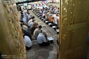 تلاوت قرآن در ماه رمضان