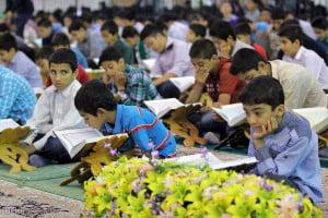 محفل انس با قرآن در آستان مقدس حضرت فاطمه معصومه (س)