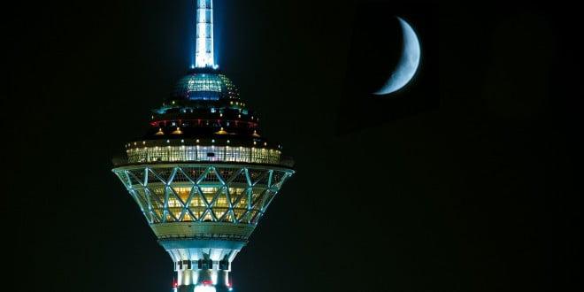 برج میلاد ماه رمضان