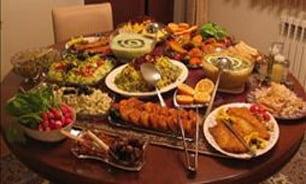 عادتهای اشتباه غذایی در رمضان