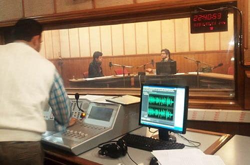 رادیو تهران ماه رمضان