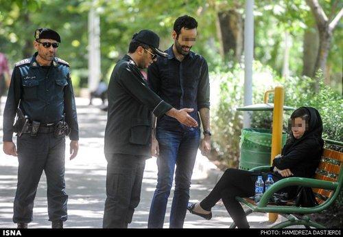 تذکر پلیس به روزه خواران در تهران