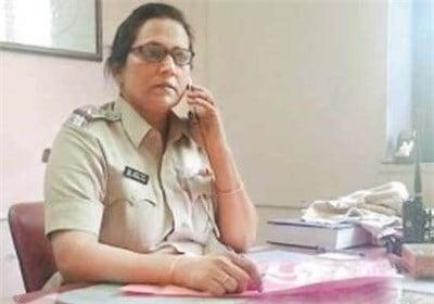 سوجاتا پاتیل افسر ارشد پلیس