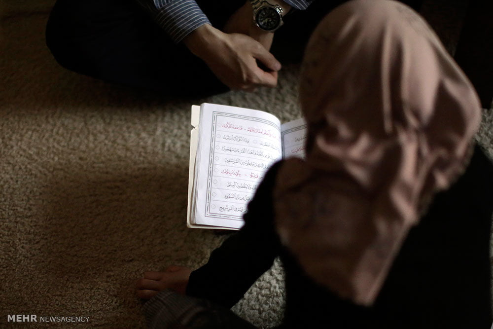 مسلمانان ژاپنی در ماه مبارک رمضان