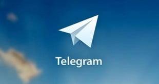 پیام رسان تلگرام