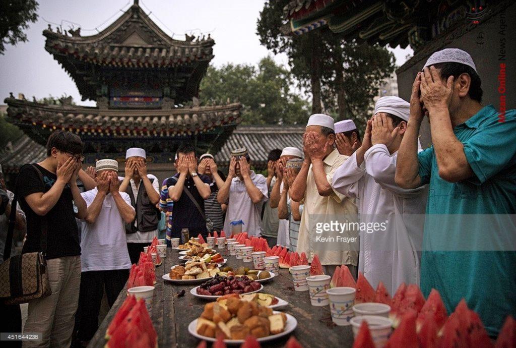 ماه مبارک رمضان در چین