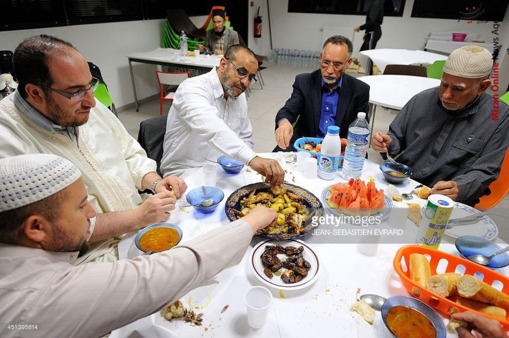 ماه مبارک رمضان در فرانسه