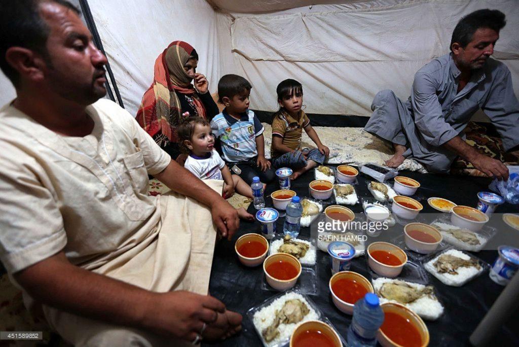ماه مبارک رمضان در عراق