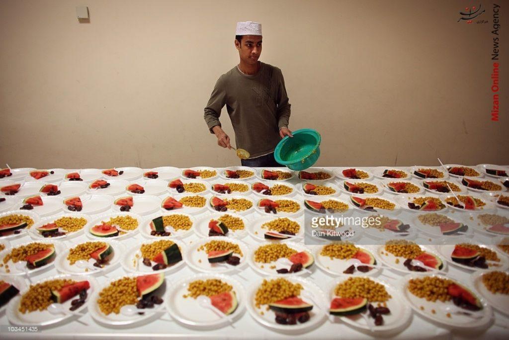 ماه مبارک رمضان در لندن