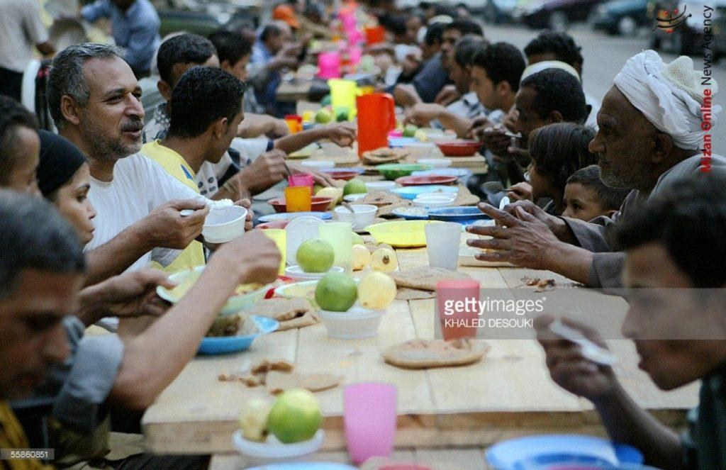 ماه مبارک رمضان در مصر
