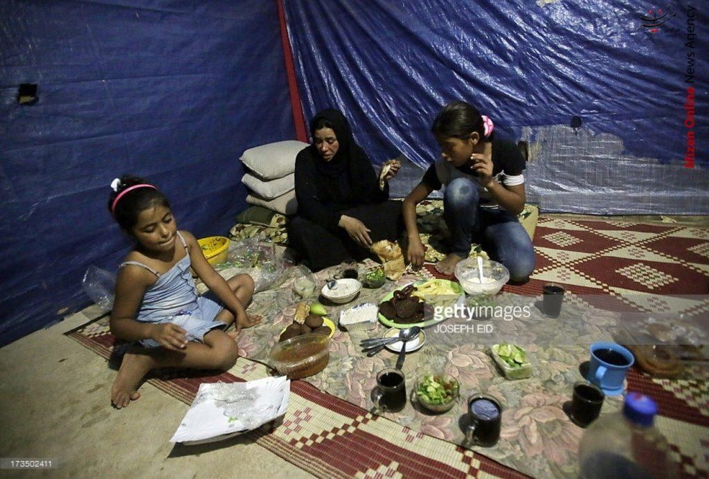 ماه مبارک رمضان در سوریه