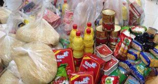 توزیع بستههای غذایی کمیته امداد تا پایان ماه رمضان